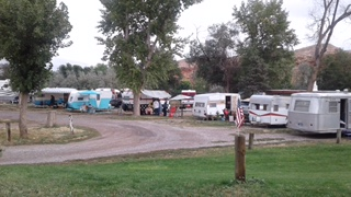 Join us for our 3rd Annual Vintage Camper Rally!!!  3rd Weekend in September!